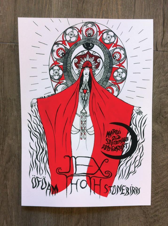 jex thoth artwork