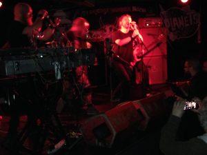 DF2016 LONDON - Couterblast