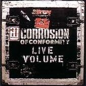 Corrosion Of Conformity - Live Volume