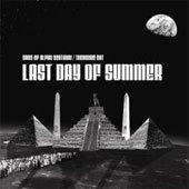 Sons Of Alpha Centauri / Treasure Cat - Last Day Of Summer