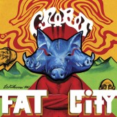 Crobot - Welcome To Fat City - Artwork